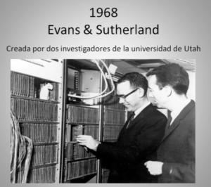 Evans & sutherland empresa de animación