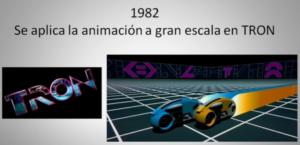 1982 tron historia de 3dsmax
