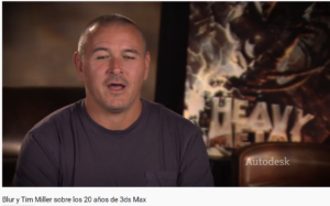 Tim Miller de blur studio sobre 3ds max